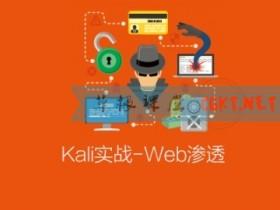 安全测试Web安全 视频教程 价值300 草根课堂