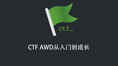 CTF AWD从入门到成长 视频教程 - 草根课程收集整理