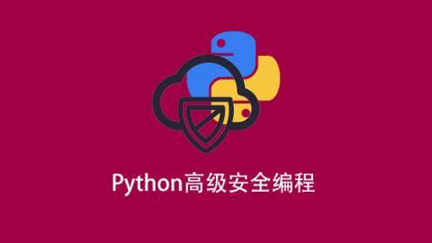 Python高级安全编程 价值599元