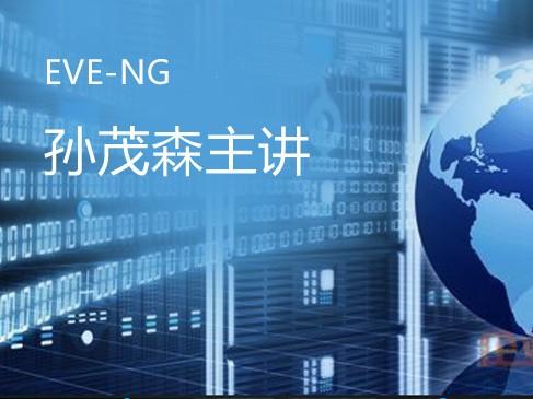 EVE-NG实战视频课程